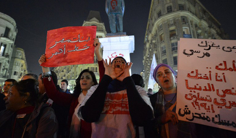 500 victims of sexual violence since 2011: NGOs | Égypt-actus | Scoop.it
