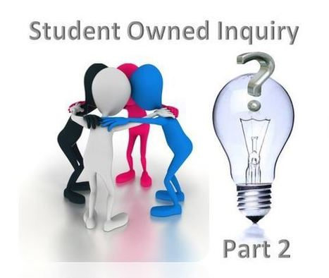 Part 2: Facilitating Inquiry in the Classroom… Student Owned Questions… 10 Resources   21st century learning   Scoop.it