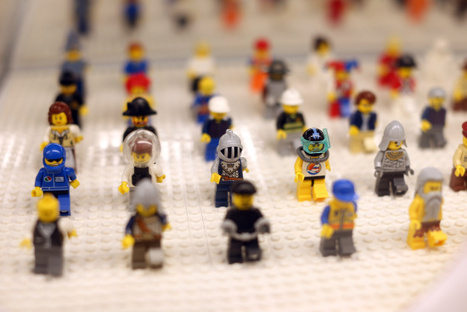 Lego Fans May Be Able To Print Their Own Bricks Someday   TIME   Business Industry   Scoop.it