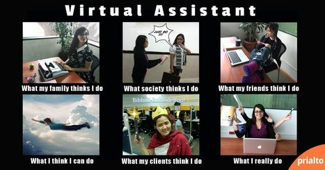 Virtual Assistant | What I really do | Scoop.it