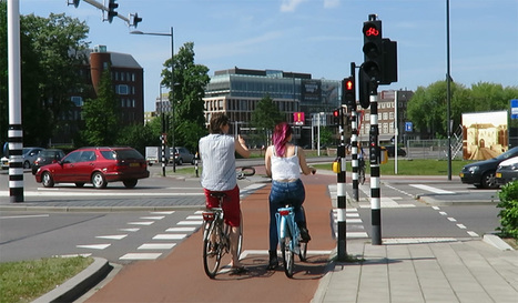 Traffic lights in 's-Hertogenbosch; an interview | Smart Cities & The Internet of Things (IoT) | Scoop.it