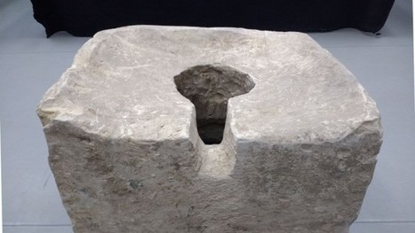 Iron Age toilet is evidence Judean king dumped on the gods | Jewish Education Around the World | Scoop.it