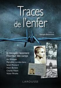 Traces de l'enfer - Georges BENSOUSSAN | Nouveautés CDI | Scoop.it
