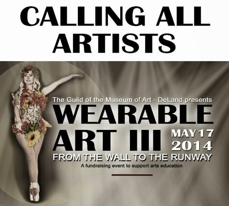 TheDailyCity.com: 2014 Wearable Art: Call to Artist for the Museum ... | Felt | Scoop.it