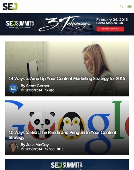 5 Lead Generating B2B Website Trends - Business 2 Community | Lead Generation | Scoop.it