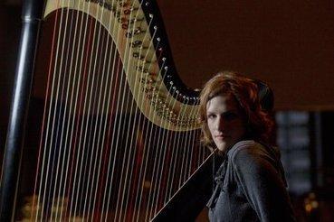 Valérie Milot: la harpe au-delà des clichés - LaPresse.ca   A propos de harpe   Scoop.it
