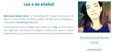 María José Alonso:«Un paciente experto en su enfermedad es bueno, si cuenta con información adecuada»| AIeSalud | eSalud Social Media | Scoop.it