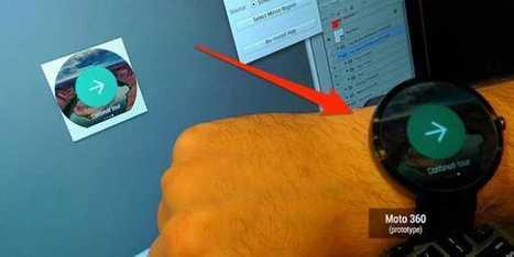 Google's First Smartwatches Look Big And Bulky | Tjänster och produkter från Google och andra aktörer | Scoop.it