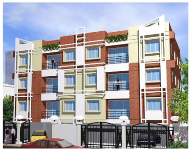 Eden Sunflower-Flats, Apartment for sale in Kolkata,E. M. Bypass (near New Garia Metro) | Realestedgroup | Scoop.it
