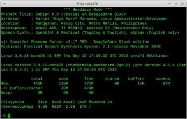 BeagleBone Black: Now Running Debian 8.0 (Jessie) on a 4GB microSD card | Raspberry Pi | Scoop.it