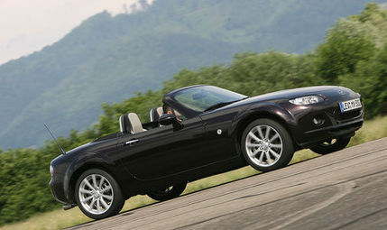 Mazda MX-5 - AUTO MOTOR UND SPORT | Mazda MX-5 | Scoop.it