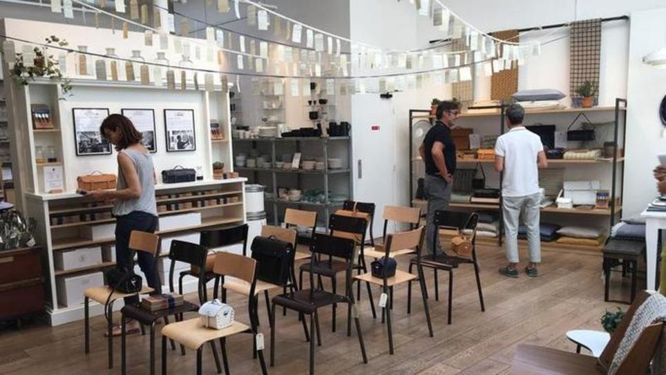 La Trésorerie, la boutique qui veut vendre «la France profonde» à Paris | French-Connect*Expatriation | Scoop.it