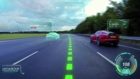Pare-brise en réalité augmentée : un standard pour la voiture du ... - Journal de la Science | Innovation | Scoop.it