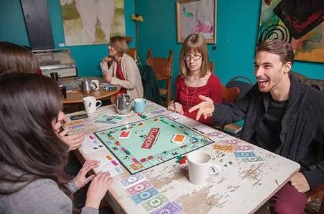 Spinning the Wheel Of Life: Board games make a comeback in a cafe near you. - Calgary Herald | Multiverse of Magic the Gathering | Scoop.it