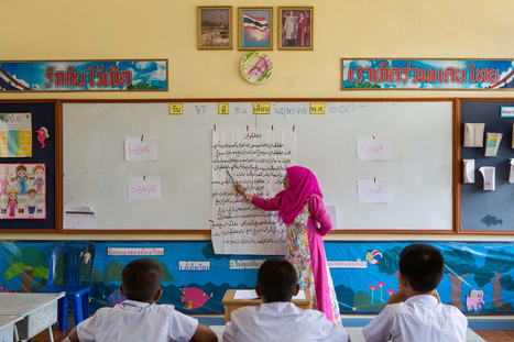 Can language classes deter violence? | World Spirituality and Religion | Scoop.it