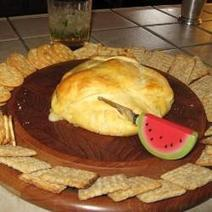 Baked Brie Stuffed With Dried Fruit   Recipe Sharing   Scoop.it