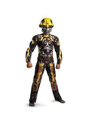 Halloween 2013 Bumblebee Classic Muscle Costume from Disguise Sales $ Deals | Halloween Costumes 2013 | Scoop.it