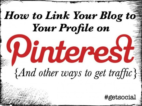 Use Pinterest to Get More Traffic | Get Traffic Using Pinterest | PINTEREST Watch - Curated by Jan Gordon & John van den brink | Scoop.it