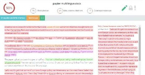 Cinq outils pour détecter les plagiats | Bibliothèque et Techno | Scoop.it