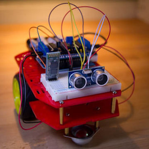Building an Arduino Robot, Part I: Hardware Components | Physical Computing | Scoop.it