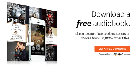 Audiobooks Free Trial from Audible.com Online Digital Audiobook Store | Musica y Libros | Scoop.it