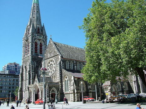 A Road Trip Around New Zealand: Christchurch | Discovering Australia & New Zealand | Scoop.it