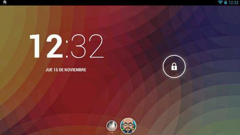 Un repaso a las nuevas opciones multiusuario del nuevo Android 4.2 | Recull diari | Scoop.it