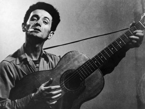 Woody Guthrie: These songs are your songs | WNMC Music | Scoop.it