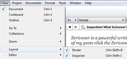 Keywords & Project Searches in Scrivener   Scrivener   Scoop.it