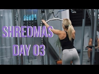 VLOGMAS/SHREDMAS 03: MY NUTRITION GUIDELINES, BACK & BICEPS WORKOUT & TONY'S BIRTHDAY | Health And Fitness | Scoop.it
