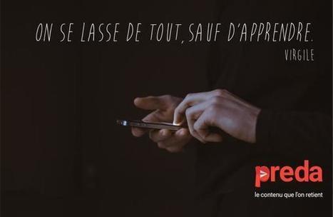 Frederic DOMON on Twitter   PREDA - Le contenu que l'on retient   Scoop.it