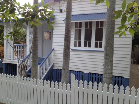 Kelvin Grove external repaint   Painters Brisbane   Scoop.it