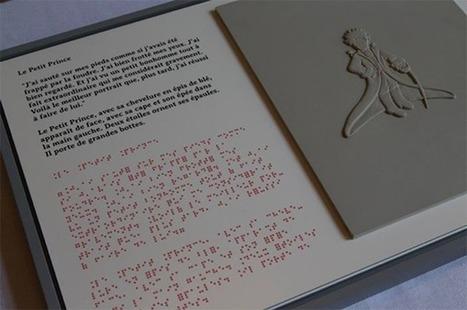El Principito, nueva edición en braille   Asómate   Educacion, ecologia y TIC   Scoop.it