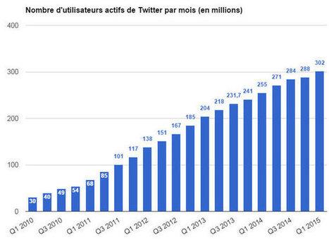Twitter dépasse les 300 millions d'utilisateurs actifs dans le monde   Pascal Faucompré, Mon-Habitat-Web.com   Scoop.it