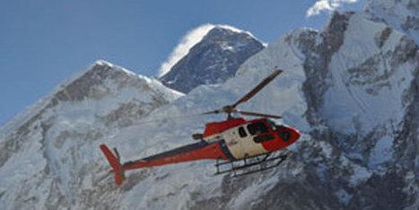 Nepal Helicopter Tour   Adventure Trekking in nepal   Scoop.it