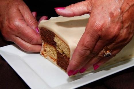 Battenburg Cake Recipe. | Food | Scoop.it