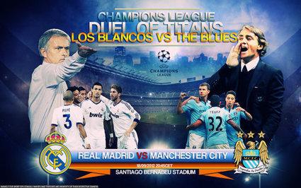 Regarder Real Madrid vs Man City en direct 18 septembre 2012 | Series-vostfr | Scoop.it
