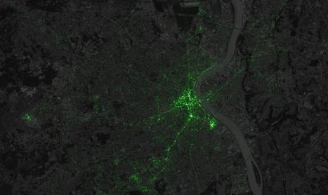 La carte & le territoire - Twitter &Bordeaux - Tackk   Bordeaux & Web   Scoop.it