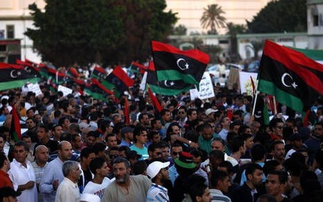 Libya: Benghazi crowds drive out Islamist militants | The Indigenous Uprising of the British Isles | Scoop.it