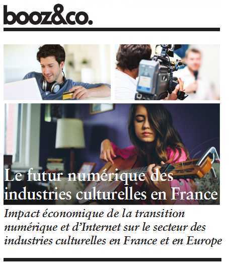 Le futur numérique des industries culturelles en France | Big Media (En & Fr) | Scoop.it