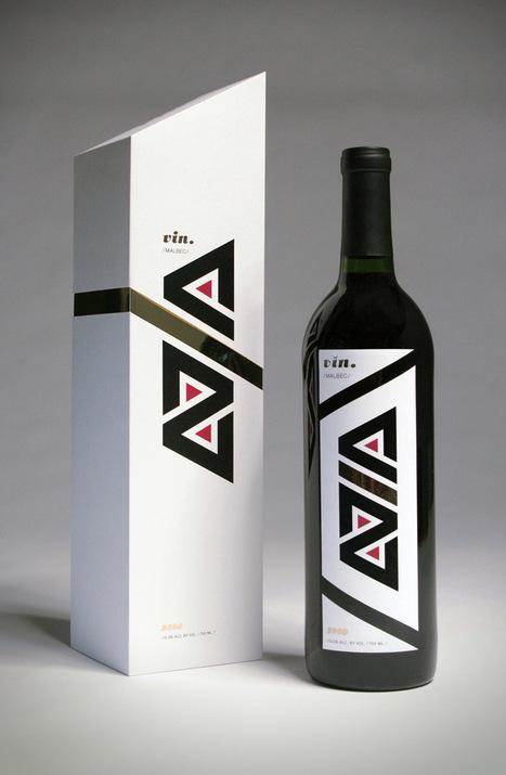 VIN – Wine Packaging | Industrial Design News - design345.com | Marketing et vin | Scoop.it