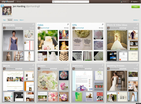 Is This Website The New Pinterest? | ALL ABOUT PINTEREST WITH PHILIPPE TREBAUL ON SCOOP.IT | Scoop.it