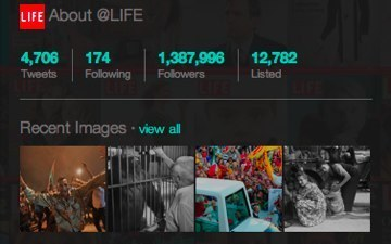 Twitter Enhances User Profiles With Image Galleries Mashable Twitter Enhances User Profiles With Image Galleries | The top source for social and digital news | In the eye of the new world | Scoop.it