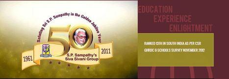SIVA SIVANI INSTITUTE OF MANAGEMENT, SECUNDERABAD   Top MBA,PGDM Institute India   Scoop.it