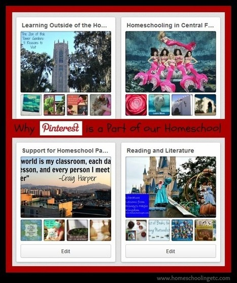 Why Pinterest is a Part of our Homeschool | Homeschooling etc | homeschooling-florida | Scoop.it