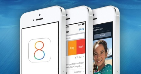 The 18 Most Important Features in iOS 8 | iPad i undervisningen | Scoop.it