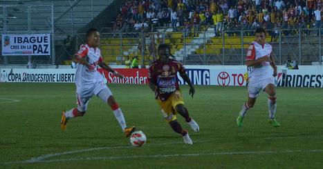 Santa Fe, a acercarse a la clasificación contra Tolima | Futbol 16 | Scoop.it