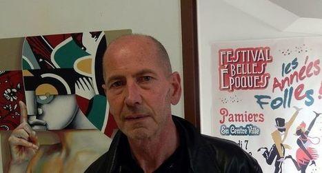 Et la lumière jaillit du pinceau  de Manuel Martinez ! | Pamiers | Scoop.it