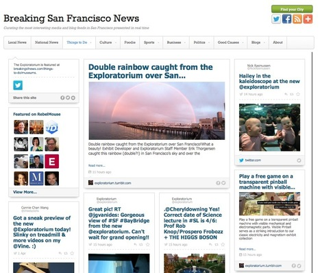 Local News Curation + Community Support: The Breaking News Network Winning Formula | Content Curation World | Scoop.it