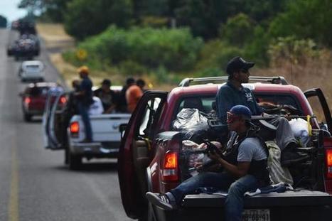 La guerra de Michoacán | Puntos de referencia | Scoop.it